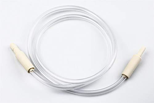 Nuvita NU-0098 - Tubo de Conexión de Reemplazo para los Extractor de Leche Eléctricos Nuvita 1286 – Libre de BPA y Ftalatos – Marca...