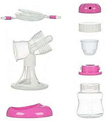 Kiokids 1219 - Sacaleches eléctrico con 2 modos, unisex, color rosa