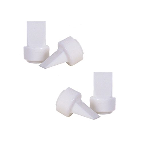 Maymom Pump Valves for Philips AVENT ISIS Breast Pumps; Duckbills to Replace Philips AVENT Valves Used in Manual, Single Electric Breastpump...