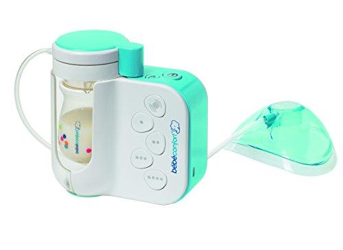 Bébé Confort 32000189 - Extractor eléctrico de leche materna, color blanco y azul