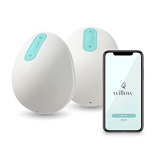 Willow 24 mm, extractor de leche portátil