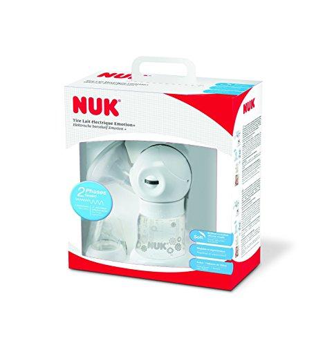 NUK E Motion+ - Sacacorchos de leche eléctrica