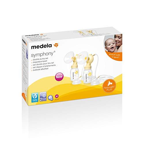 Medela Symphony PersonalFit Plus - Juego de doble pmp, talla S/M/L Talla:M