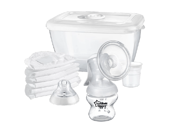 sacaleches tommee tippee manual